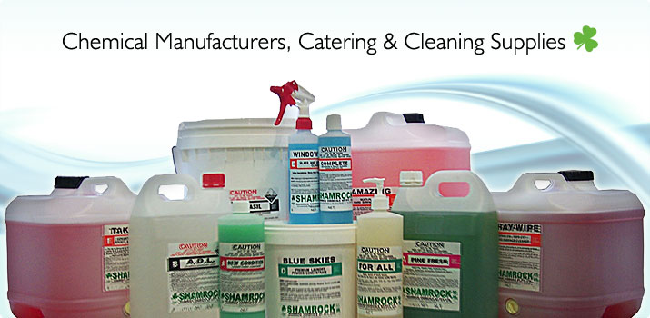 Shamrock Chemical Cleaning Products Australia Industrial
